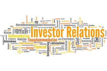 Investor Relations (IR, Kommunikation)