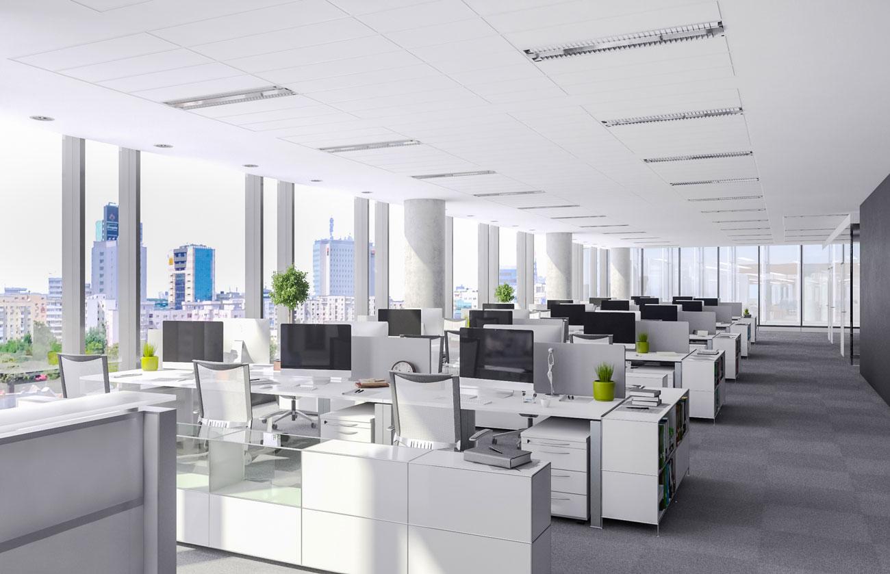 Rendering The Mark Büroprojekt