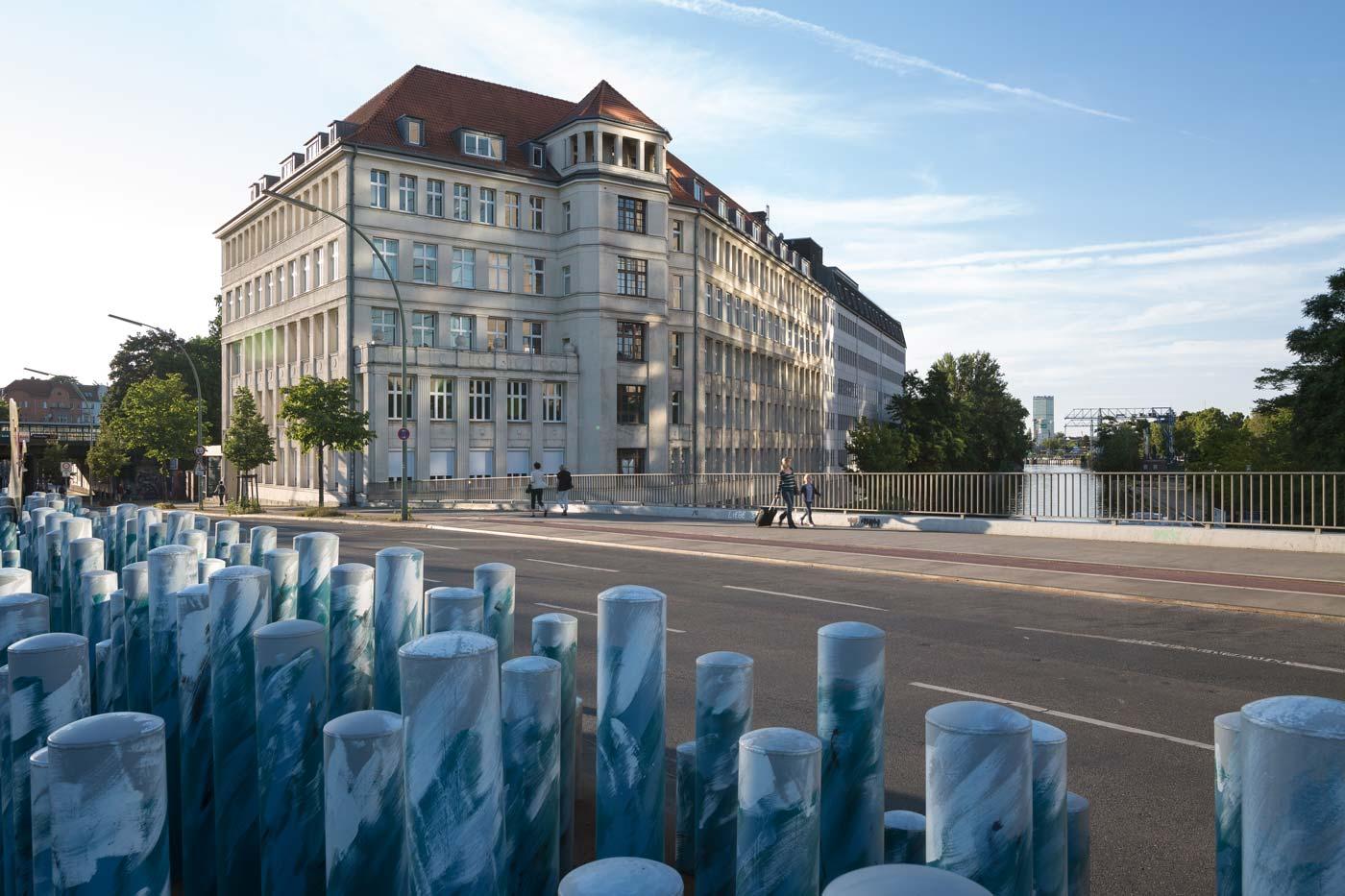 Sonnenallee in Berlin © Erich Sinzinger
