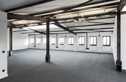Innenaufnahme Leuchtenfabrik, Berlin Oberschöneweide