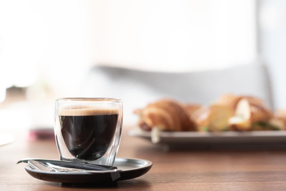 Stilbild Espressotasse