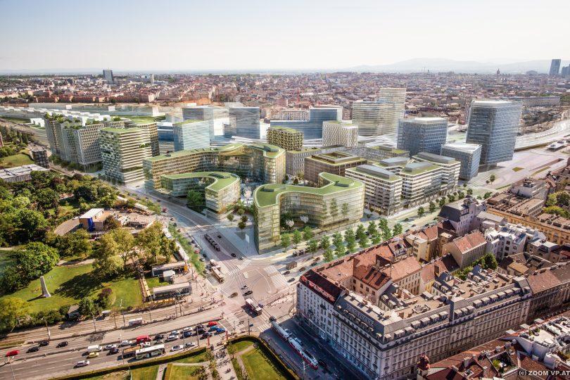 Quartier Belvedere Wien © ZOOM VP
