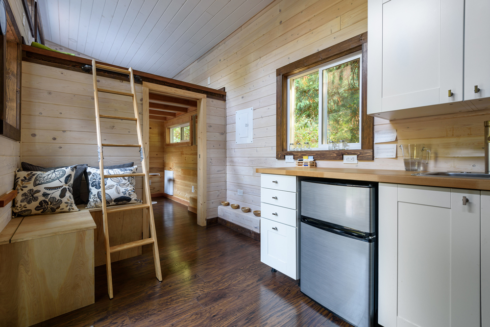 Innenaufnahme Tiny-House