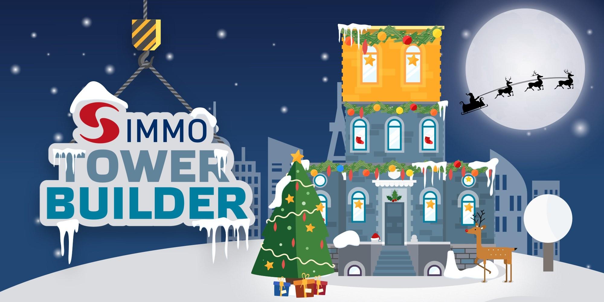 S IMMO Weihnachtsspiel